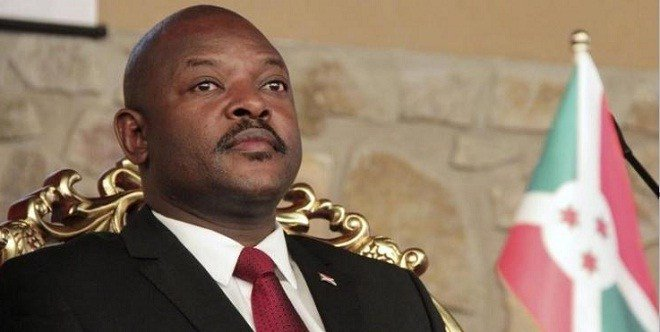 Arrests after Burundi president 'roughed up' on football field