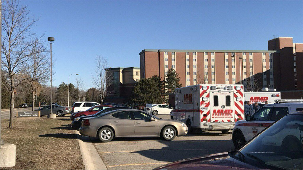 MSP: 2 people shot, killed on Central Michigan University's campus