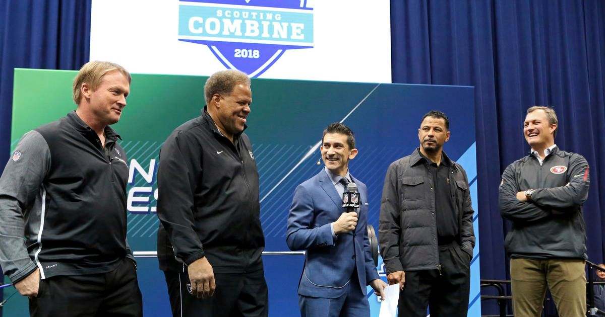 The brother of former Patriot LeShun Daniels and more #NFLCombine notes from @JumboHart: https://t.co/SfkOUdWGLY https://t.co/IZeOkdkAhT