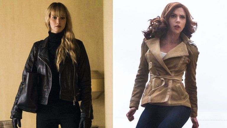 RedSparrow is not the Marvel rip-off you've heard it is