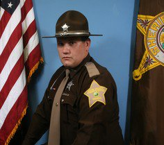 Indiana sheriff's deputy dies after being shot Friday during a foot chase