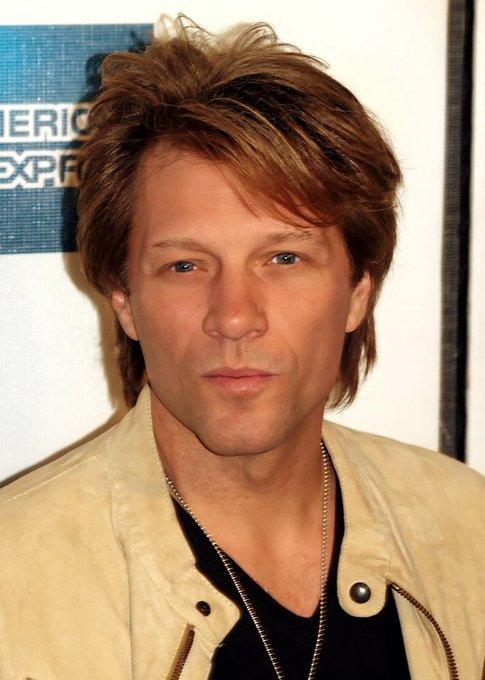 Happy birthday to Legendary Rockstar from Native New Jersey Jon Bon Jovi