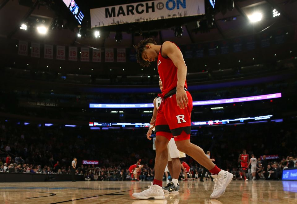 Rutgers' valiant Big Ten Tournament run ends as Purdue prevails