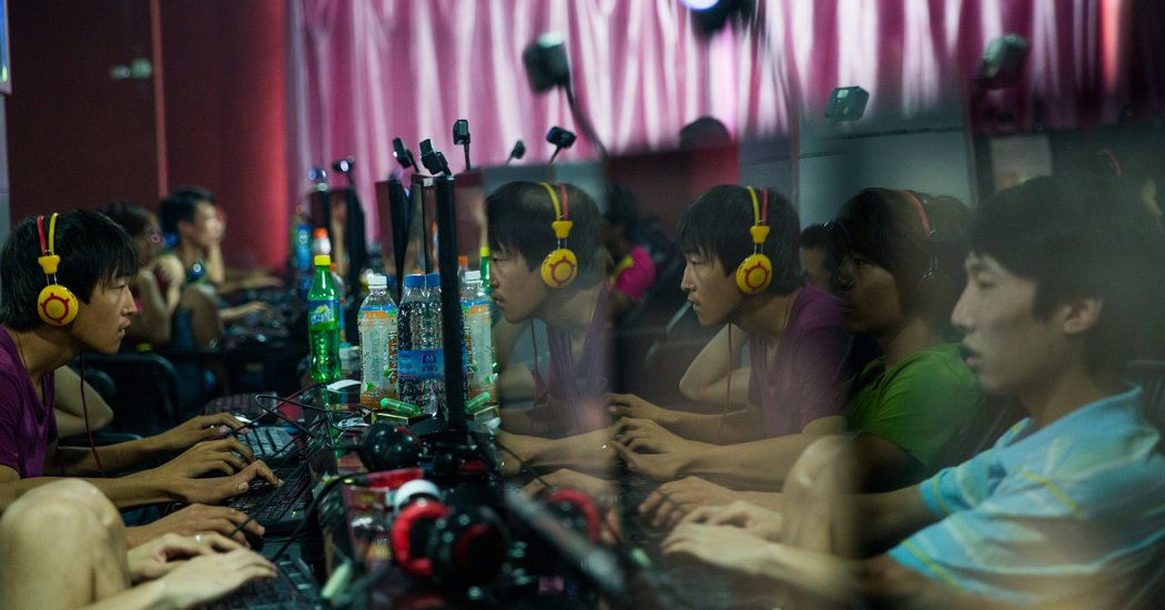 China Presses Its Internet Censorship Efforts Across the Globe