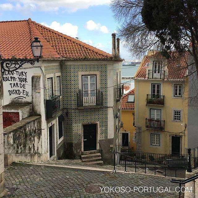 test ツイッターメディア - リスボンのアルファマ地区からテージョ川の眺め。 #リスボン #ポルトガル https://t.co/pTjExUx3u0