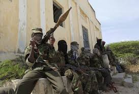 Suicide bomber rams car into Somali military base, military says