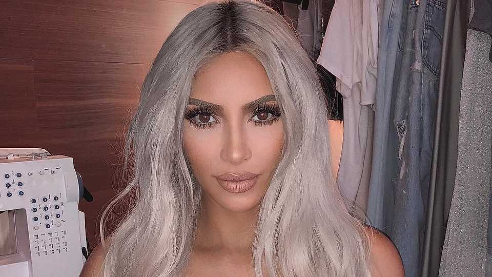 Kim Kardashian shares FIRST picture of lookalike daughter Chicago