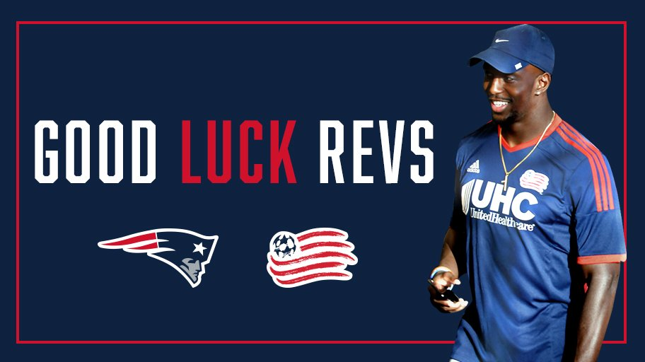 Best of luck to the #NERevs in their season opener tonight! https://t.co/HEKHrqs3XC