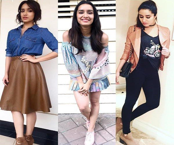 Happy Birthday Shraddha Kapoor Decoding the popular looks of the Saaho actress