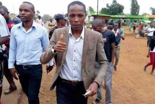 Meru University student leader Njoroge was shot at close range, says pathologist