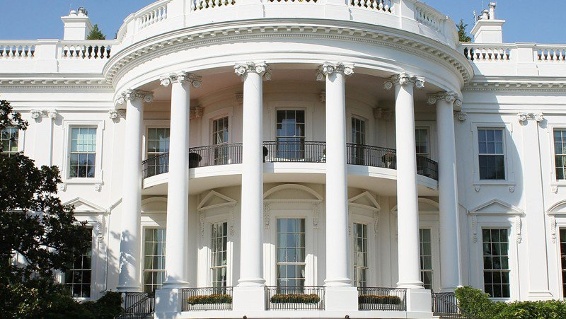 Police: Man who shot himself by White House declared dead