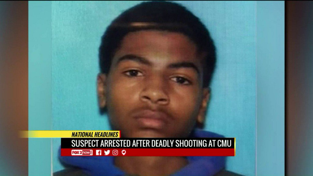 Son arrested in shooting deaths of parents at Central Michigan University