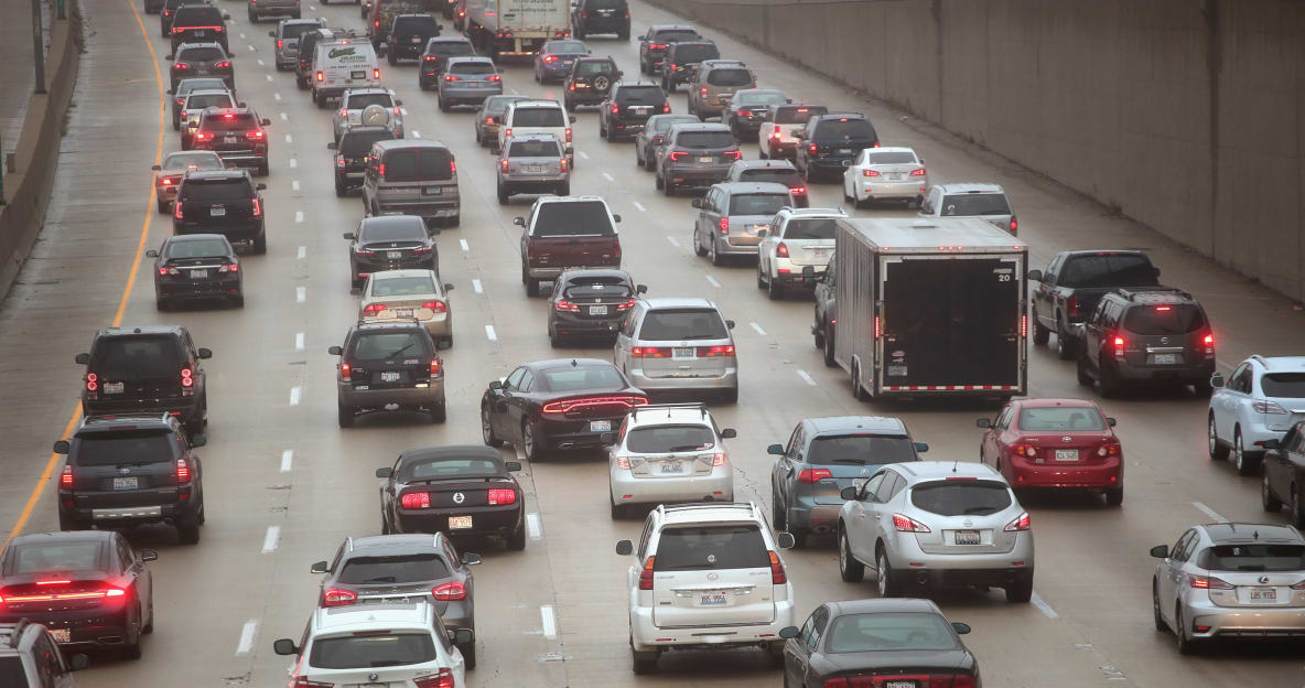 Notre Dame victims of horrible traffic prior to huge game against Virginia