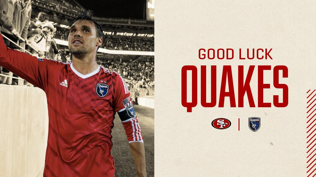 Good luck tonight to the @SJEarthquakes in their season opener! ⚽️�� #BayAreaUnite https://t.co/TaLXGqmNnJ