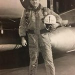 Vietnam War hero honored by military flyover at memorial service in Mullins