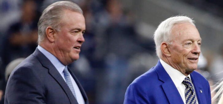 Jerry Jones believes the Eagles' title heightens a sense of urgency in Dallas.  �� https://t.co/pJdiANS1xT https://t.co/hwlroN4GtA