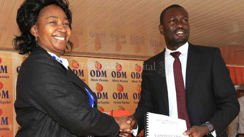 Raila's ODM party seeks to revamp after poor showing in 2017 elections