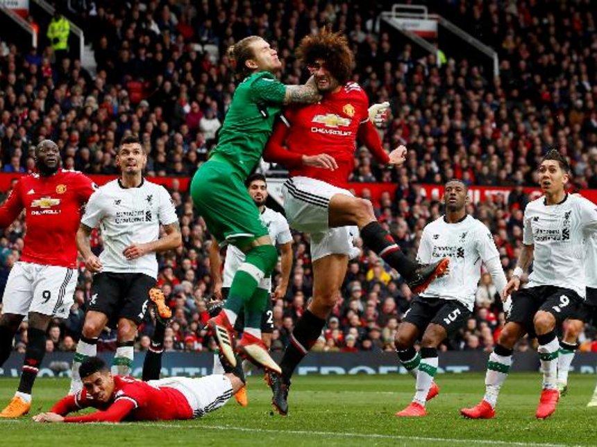 Man United sink Liverpool, unsavoury scenes at West Ham