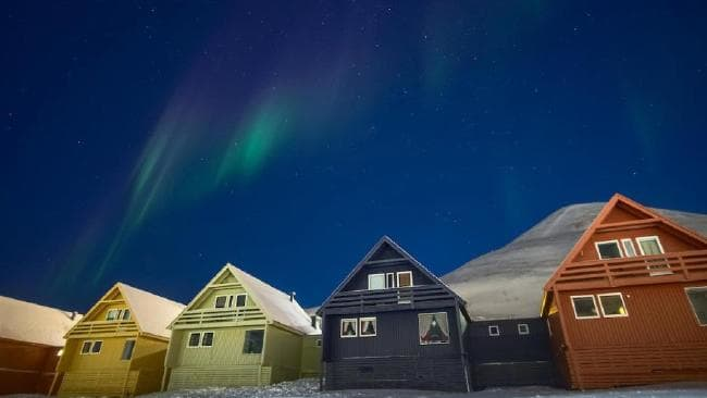 The Arctic town of Longyearbyen is beautiful, but it holds a deadly secret