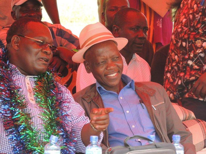 Recognise Uhuru as president, uphold unity pact, ex-Migori MPs tell Raila