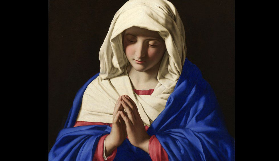 Pope declares new feast day devoted to the VirginMary