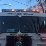 1 woman injured and 6 displaced following New Haven house fire