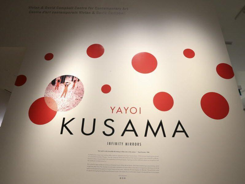 Infinite mirrored beauty of artist Yayoi Kusama arrives at AGO
