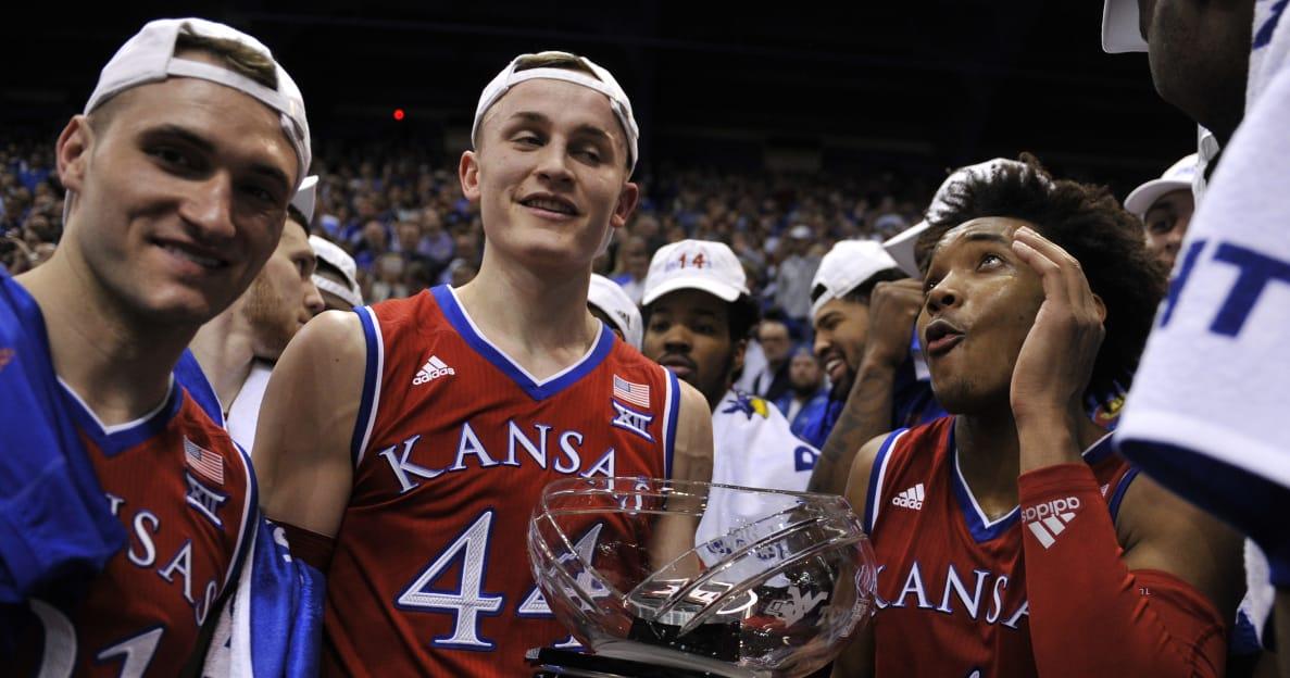 Kansas has 29.2 percent chance of winning Big 12 Tournament, according to KenPom odds