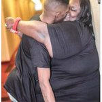 True Love? This plus-size LADY and her LOVER have left tongues wagging - PHOTOs