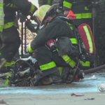 Chicago Firefighter Hurt In LawndaleBlaze