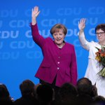 German SPD members back coalition with Merkel: Reports
