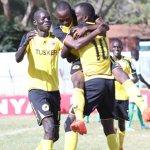 TEAM NEWS: Double change for Tusker against Ulinzi Stars