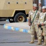 4 soldiers, 10 jihadis killed in Egypt Sinai campaign