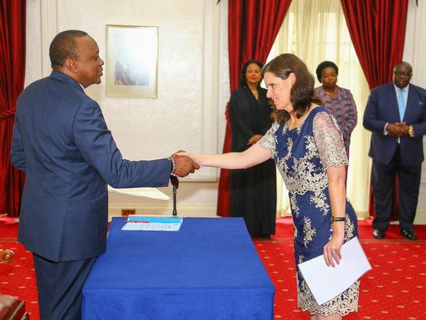 Australia's innovative education to boost Uhuru's Big Four agenda - envoy