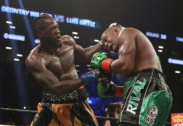 ��#Boxeo | Deontay Wilder noquea a Luis Ortiz y retiene título ➡️ https://t.co/ZcaSZieCwT https://t.co/z5lx7eG0Dd
