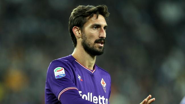 Fiorentina captain and Italian star Davide Astori has passed away