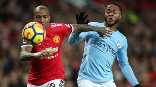 Manchester United not in awe of City, insists Young