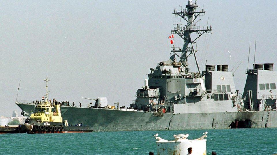 Destroyer in Yemen attack to visit Boston
