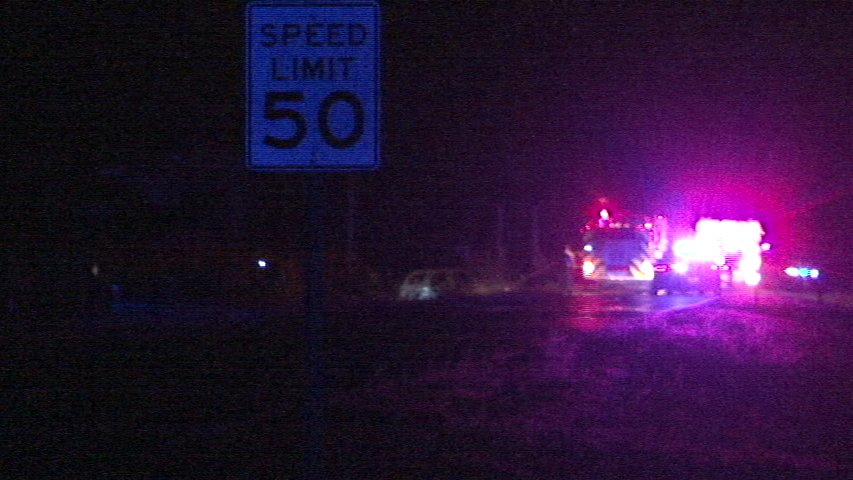 One dead, two others seriously injured in Volusia County crash