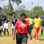 Iron lady referee and fashion entrepreneur shatter glass ceilings