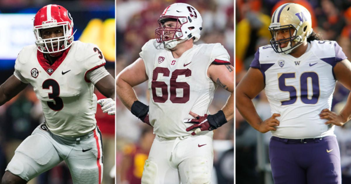 Lots of options inside among defensive prospects.  @pfwpaul recaps the DL & LB groups: https://t.co/OrxzgCgfpq https://t.co/pPOqbVg6CK