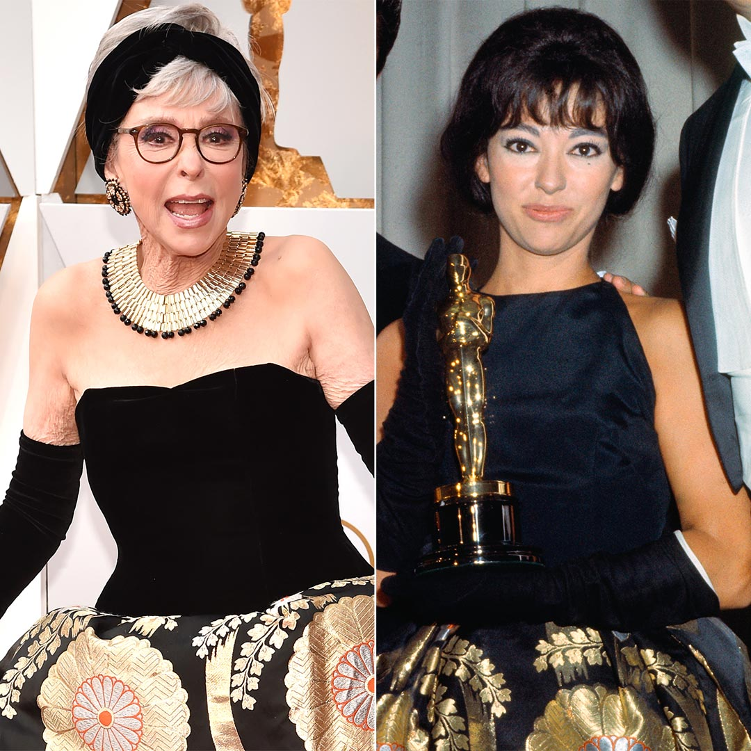 Rita Moreno Recycles Her 1962 #Oscars Dress 56 Years Later for the 2018 Academy Awards https://t.co/1KC353Npus https://t.co/xmUO255XNT