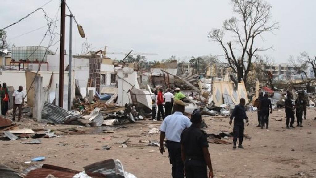 la patience des habitants de Mpila, six ans après l'explosion