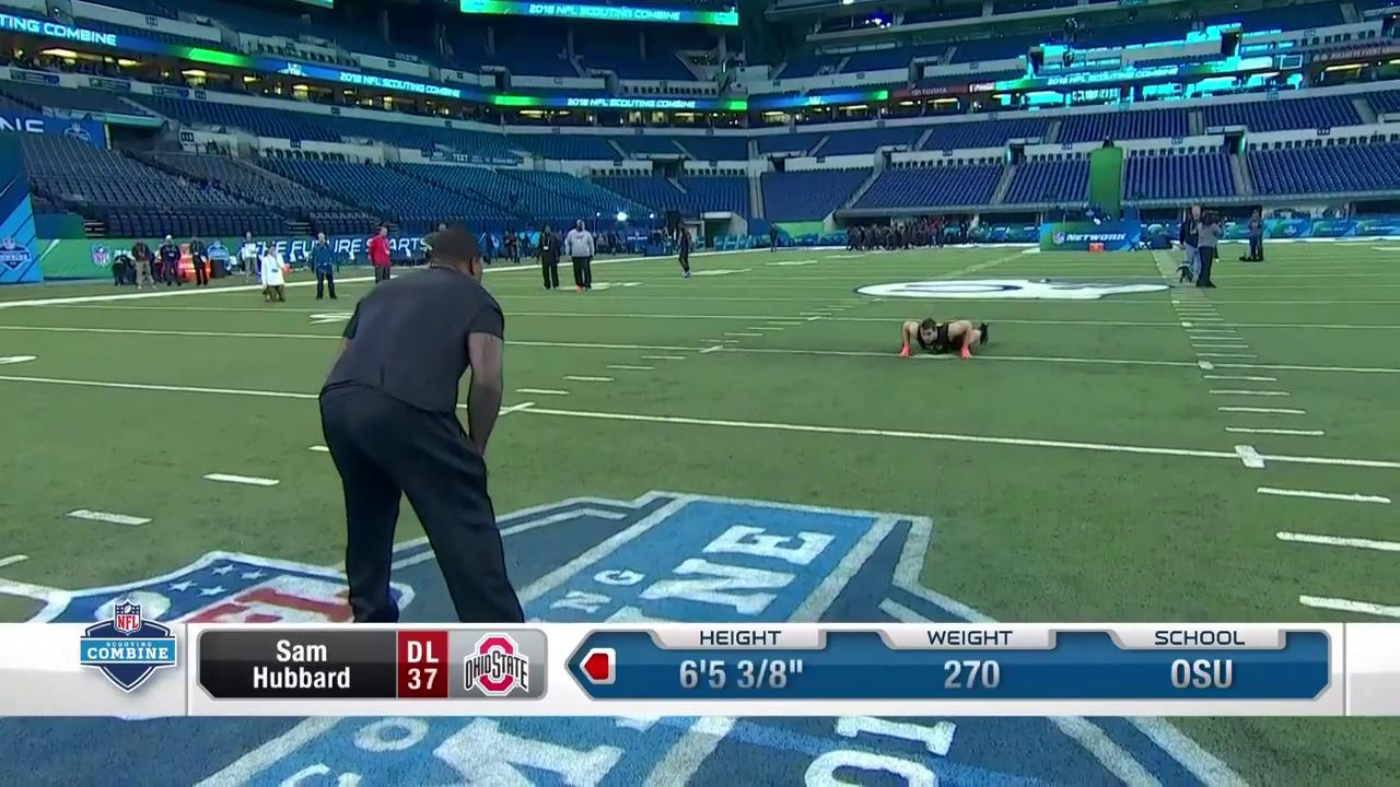 These guys are sure to bring the �� HEAT �� on Sundays ��  Tune-in to watch live coverage on @NFLNetwork! #NFLCombine https://t.co/HWviFZx1rY