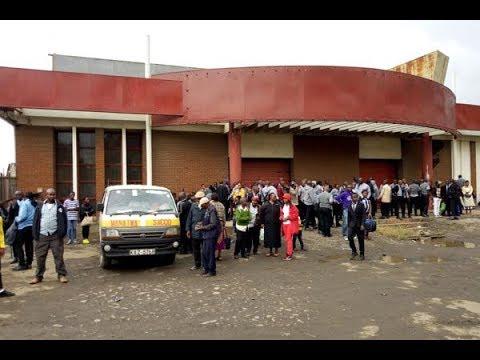 Students stranded as PSVs stuck in Mombasa Road traffic