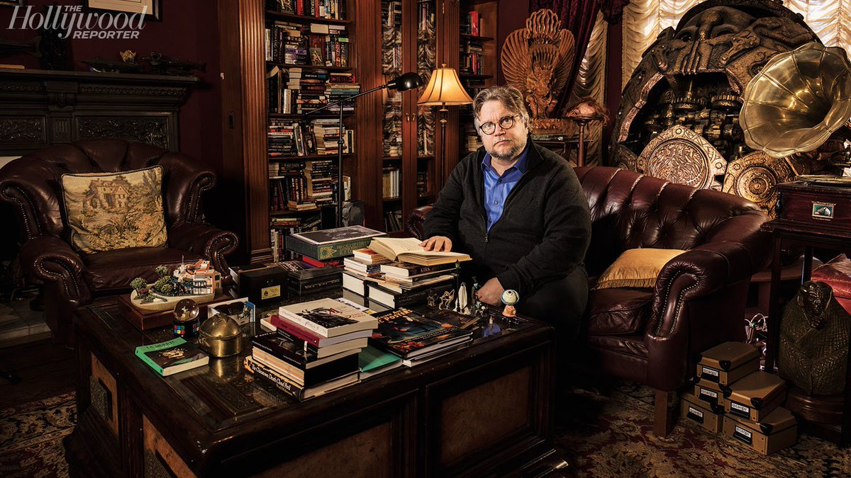 Oscars: Best Director @RealGDT's journey to @ShapeOfWater