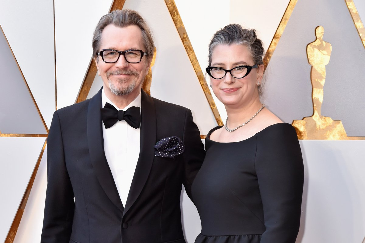 Oscars: Gary Oldman wins Best Actor for @DarkestHour