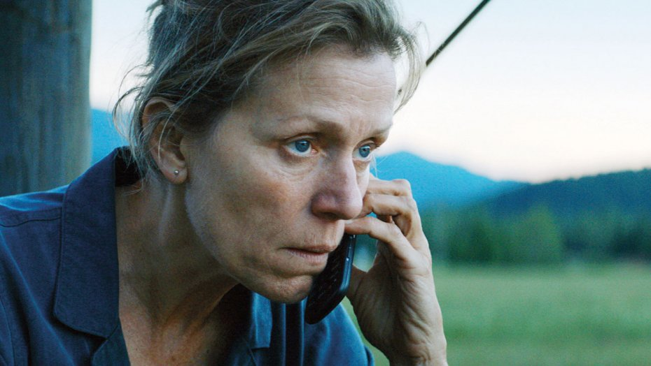 Oscars: Frances McDormand wins Best Actress for @3Billboards