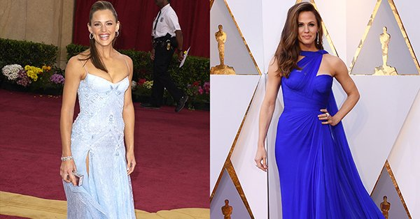 You *must* see Jennifer Garner's stunning Oscars style transformation over 15 years: