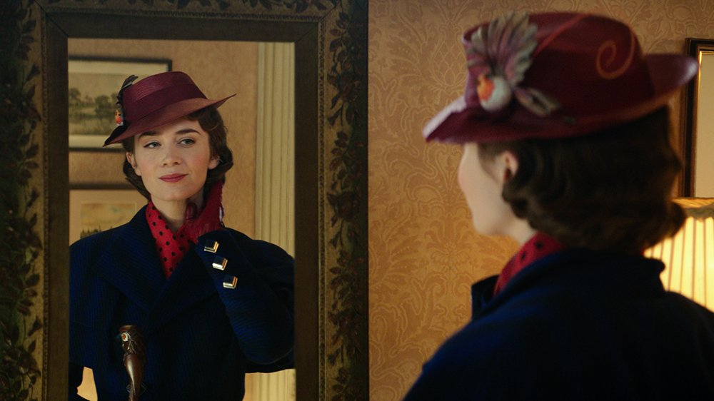 Disney debuts first look at MaryPoppinsReturns during Oscars (Watch)